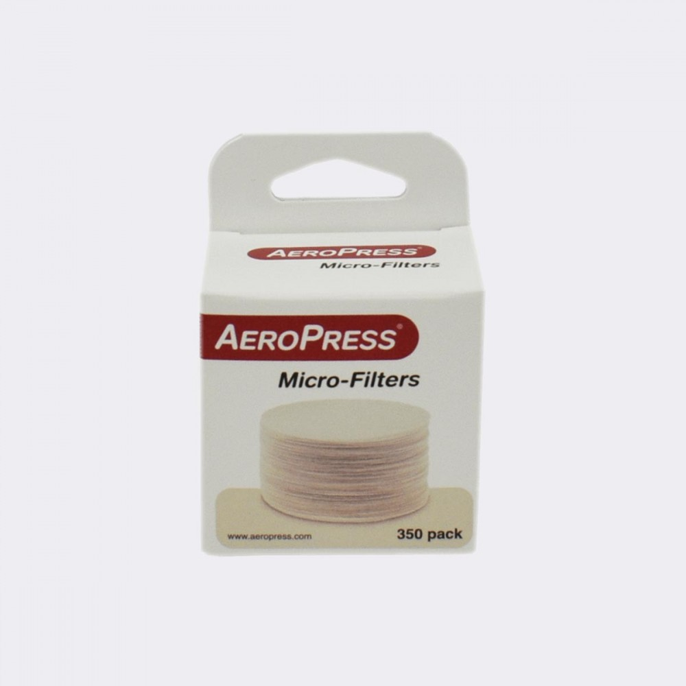 AEROPRESS MICRO FILTROS 350 PCS PACK